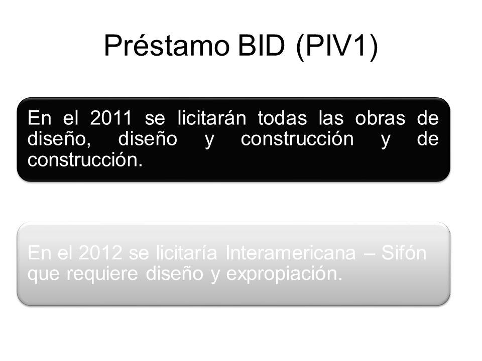En el 2011 se licitarán todas las obras de diseño, diseño y construcción y de construcción.
