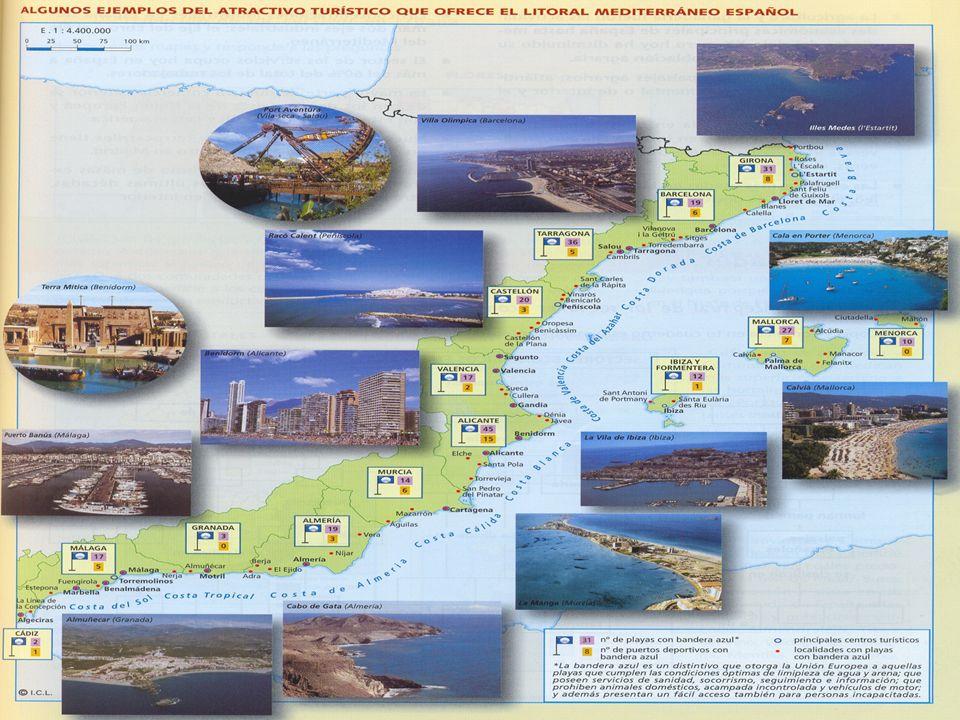 BALEARES es la primera región turística de España, concentra un 24 % de la oferta hotelera nacional.