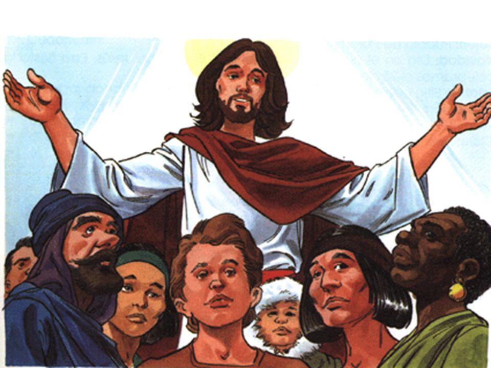 Jesús dijo: ¿Quién de los tres amó a aquel hombre como a su prójimo? Jesús, ayúdame a parecerme a ti y a ser de verdad un buen amigo