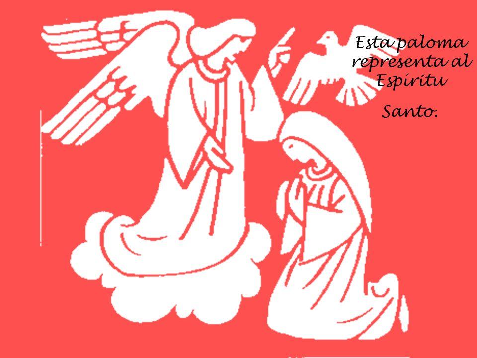 El ángel le dijo también: Tu prima Isabel también tendrá un hijo, Juan, que anunciará a las gentes a Jesús.