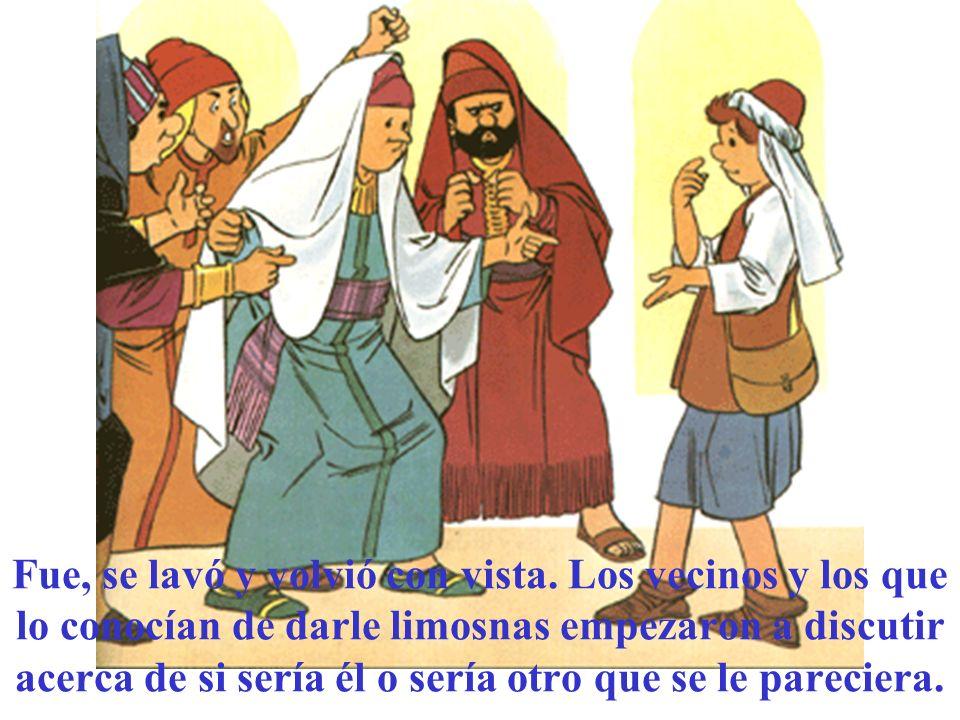 La fama de Jesús se había extendido mucho.Y todos querían verle, oírle y pedirle ayuda.