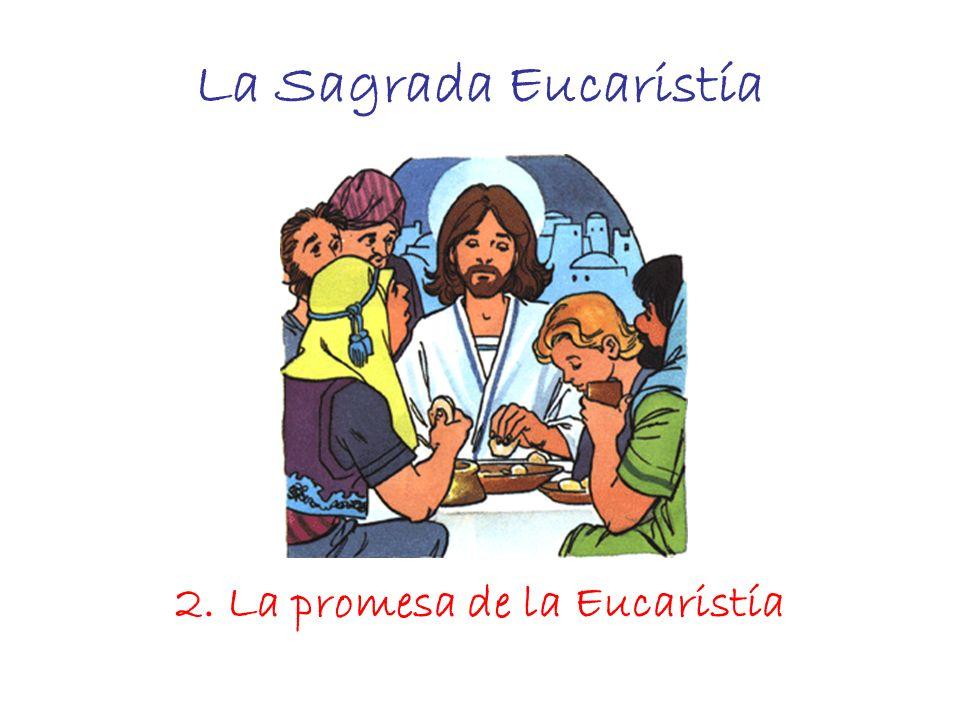 Jesús multiplica los panes Un niño ofreció a Jesús cinco panes y dos peces para dar de cómo a la multitud.