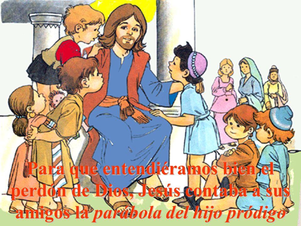 Un hombre tenía dos hijos; el pequeño le dijo un día: padre, dame mi parte de la herencia.