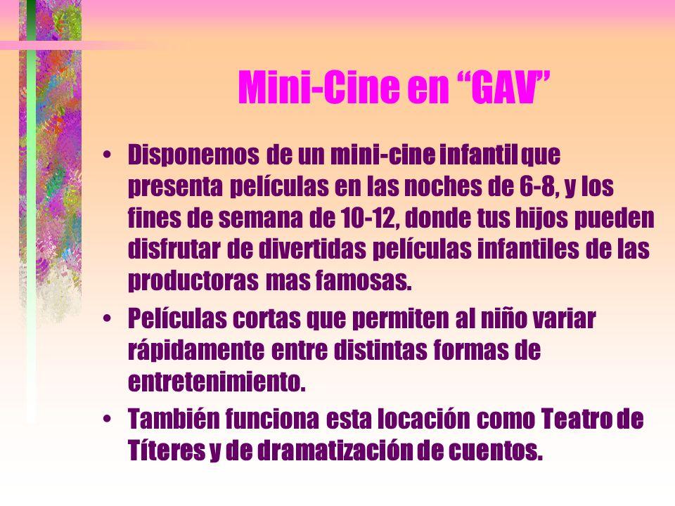 El BABY GYM en GAV Contamos con un comfortable gimnasio para los bebes de 0 a 3 años y sus mamas, abierto en las mañanas para inscripciones en diferen