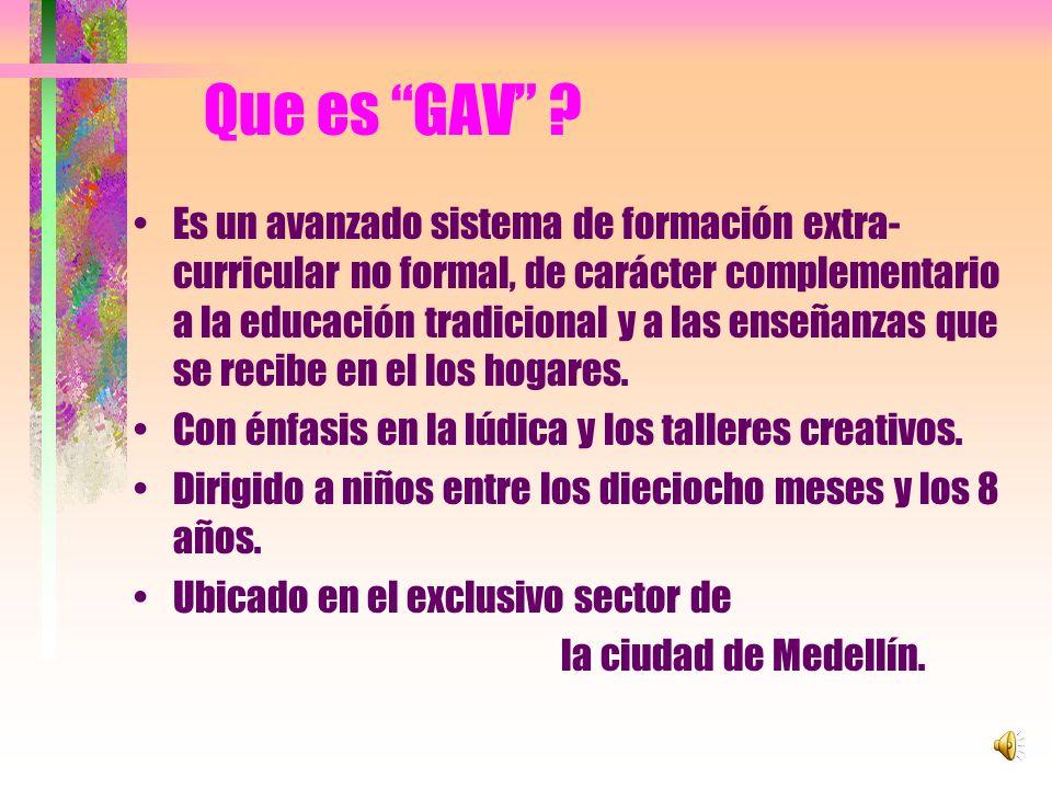 Primera Parte CENTRO EDUCATIVO GAV Centro integrador de tecnología