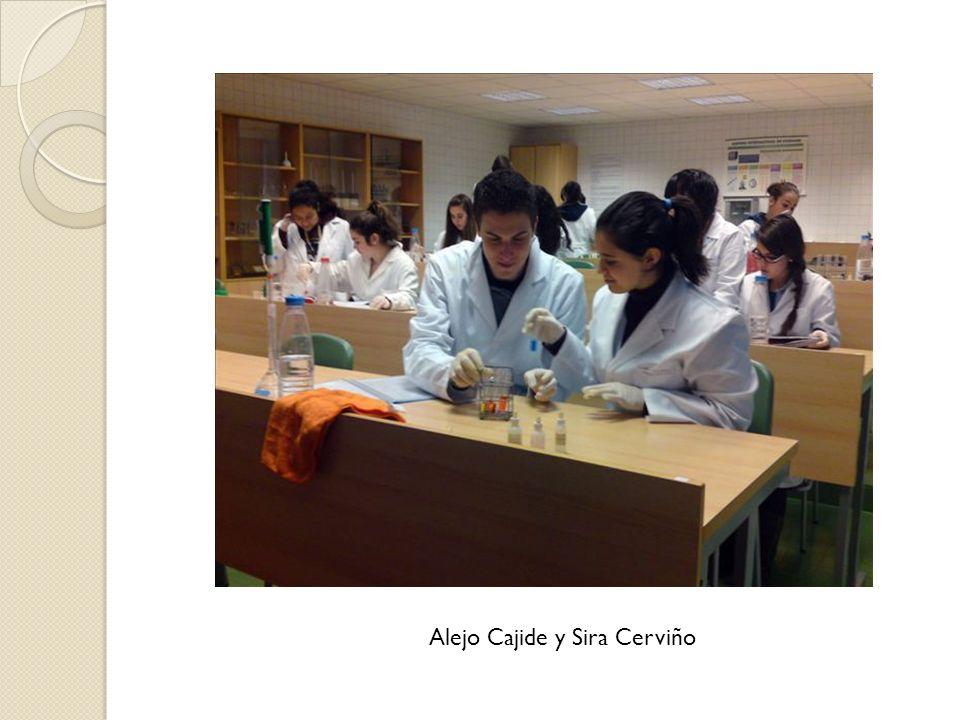 Alejo Cajide y Sira Cerviño