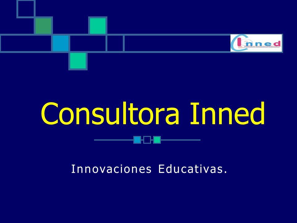 Consultora Inned Innovaciones Educativas.