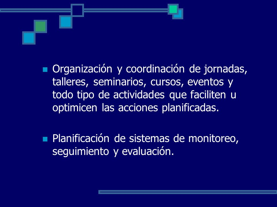 Estrategia organizacional, comunicacional y administrativa.