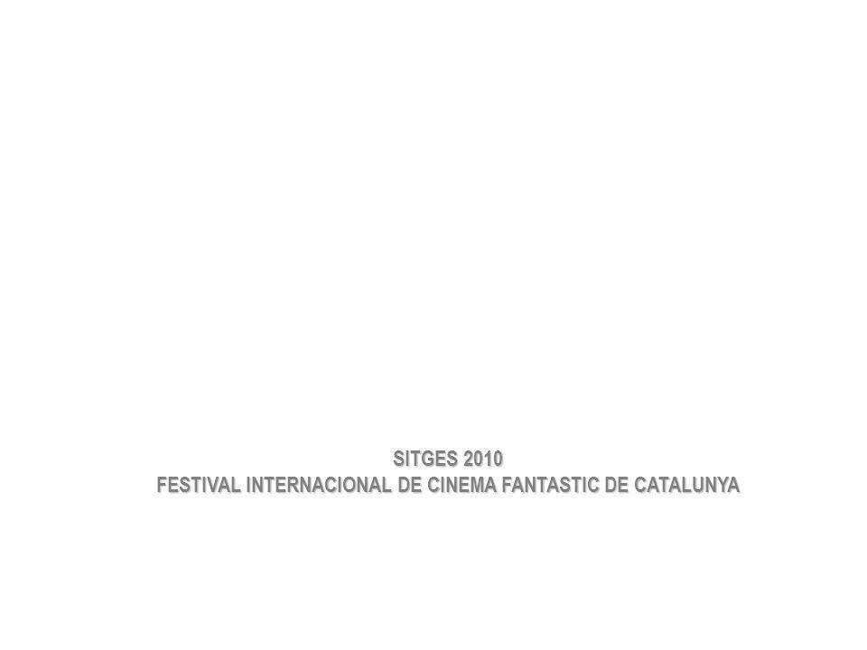 SITGES 2010 FESTIVAL INTERNACIONAL DE CINEMA FANTASTIC DE CATALUNYA