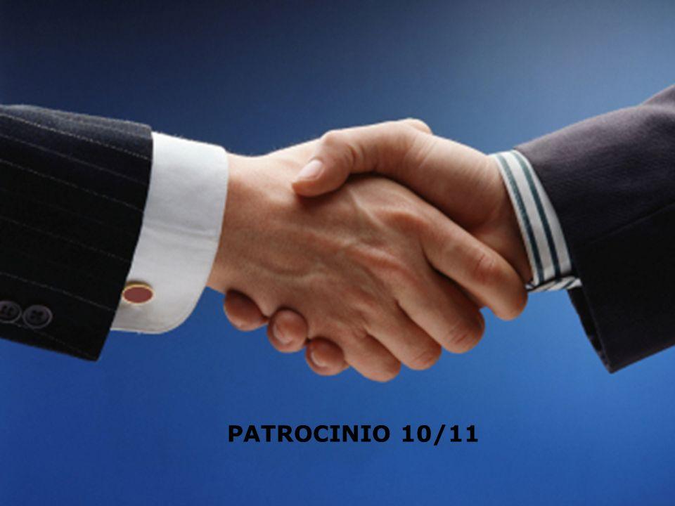 3. PATROCINIO 10/11 ¿Qué le ofrece el TOUS C.F.S.?