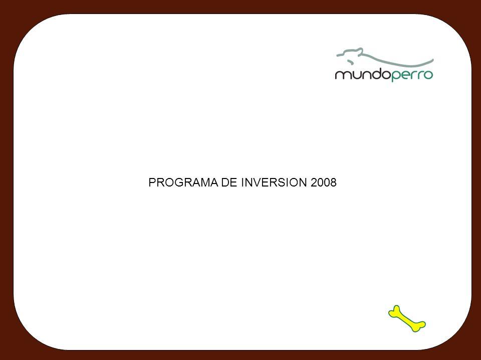 PROGRAMA DE INVERSION 2008