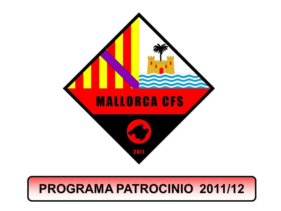 PROGRAMA PATROCINIO 2011/12