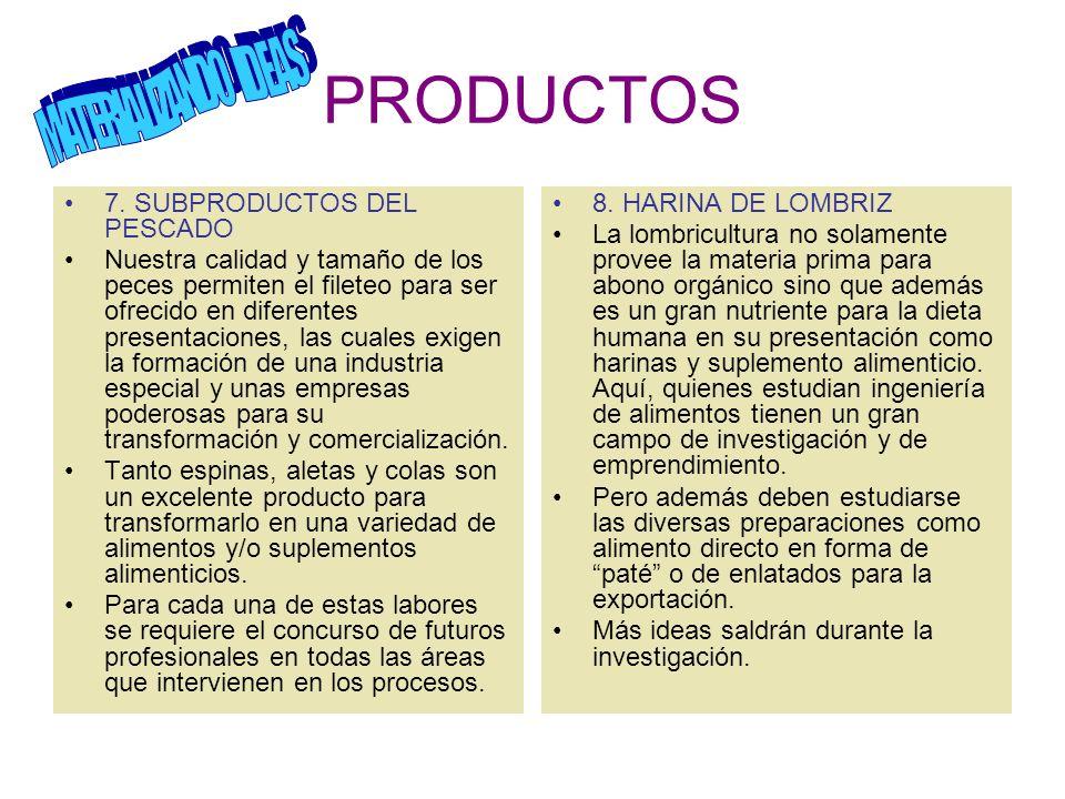 PRODUCTOS 5.