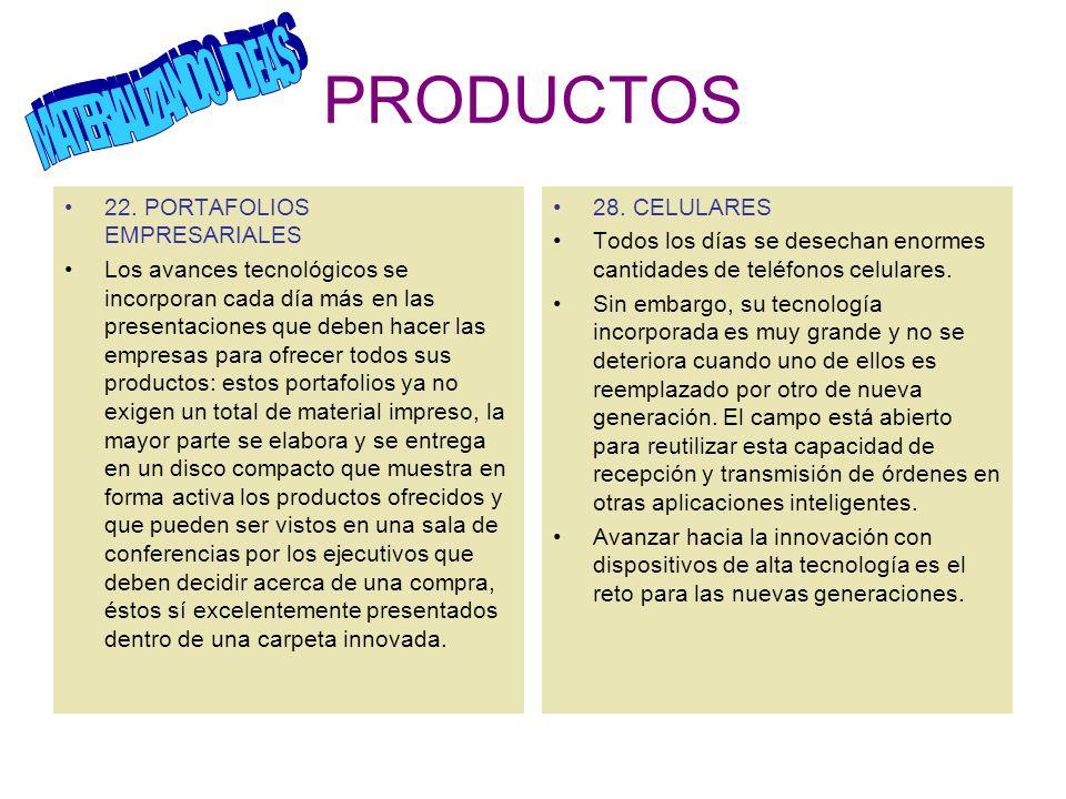 PRODUCTOS 9.