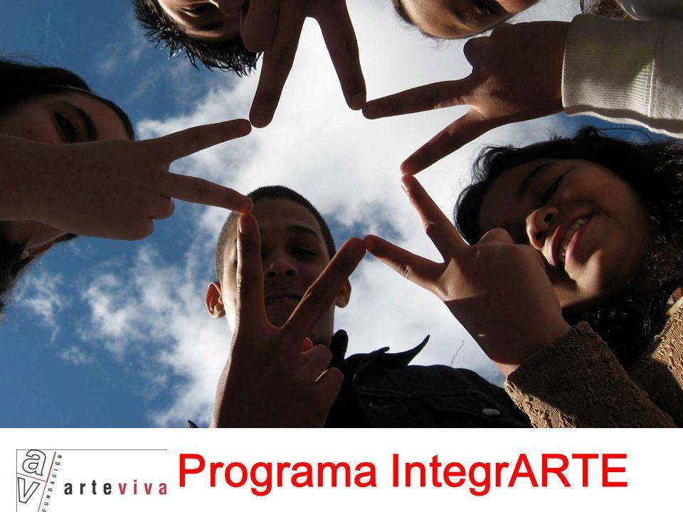 Desarrollo del Proyecto El programa concluye con la celebración de una exposición de fotografía y un festival-batucada que recoge algunos de los trabajos realizados por los participantes, en el programa IntegrARTE, representando así los procesos creativos que se han llevado a cabo.