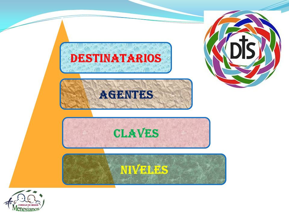 DESTINATARIOSAGENTESCLAVESNIVELES
