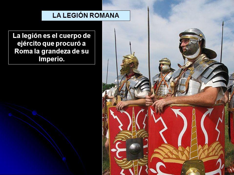 Soldados de caballería legionaria y decurión