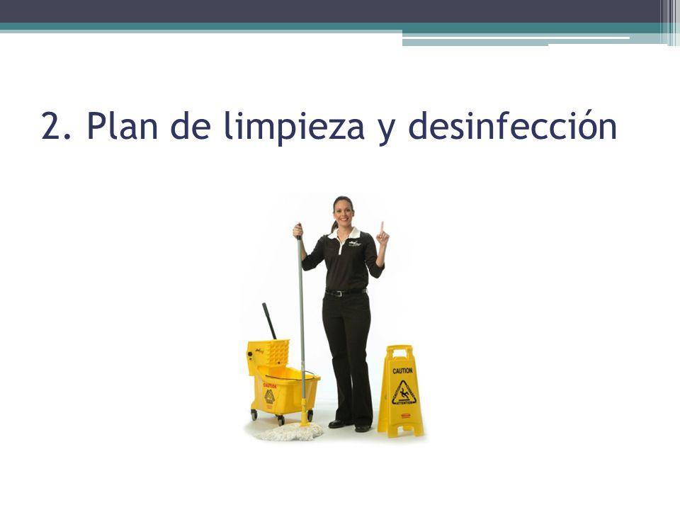 3. Plan de formación y control de manipuladores