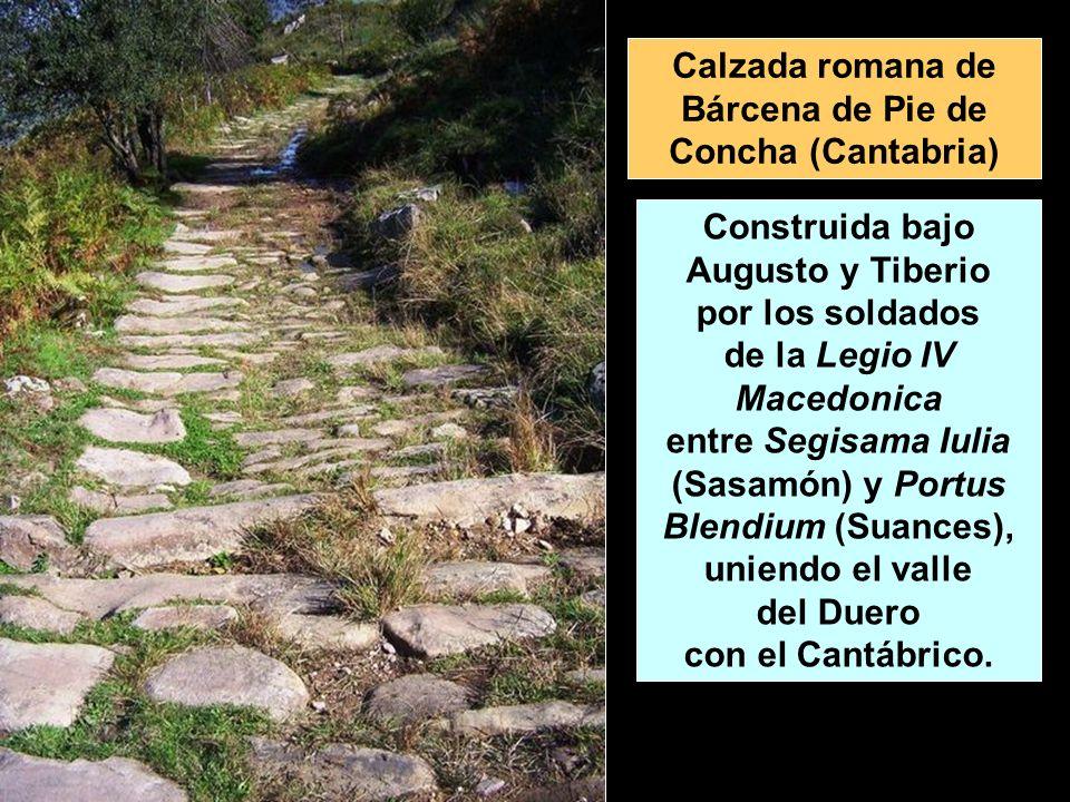 Red viaria romana en Hispania