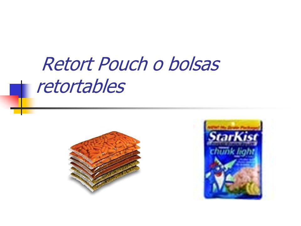 Retort Pouch o bolsas retortables