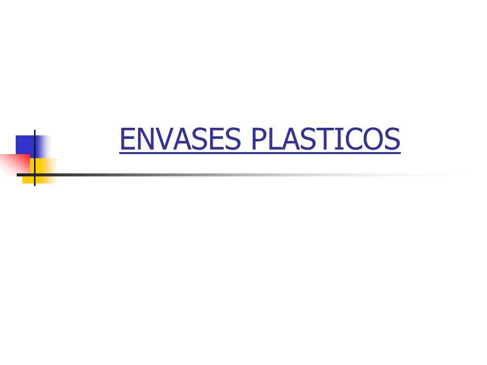 Por qué envases plásticos.
