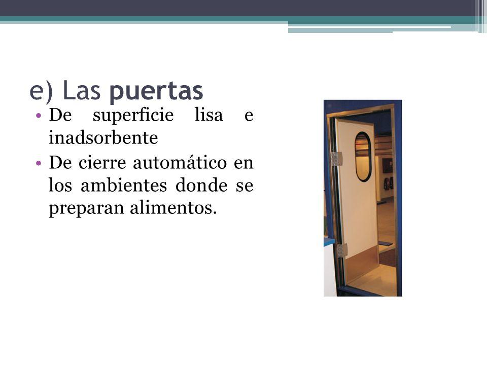 f) Pasadizos Amplitud proporcional al número de personas que transiten por ellos No deben ser utilizados como áreas para el almacenamiento.