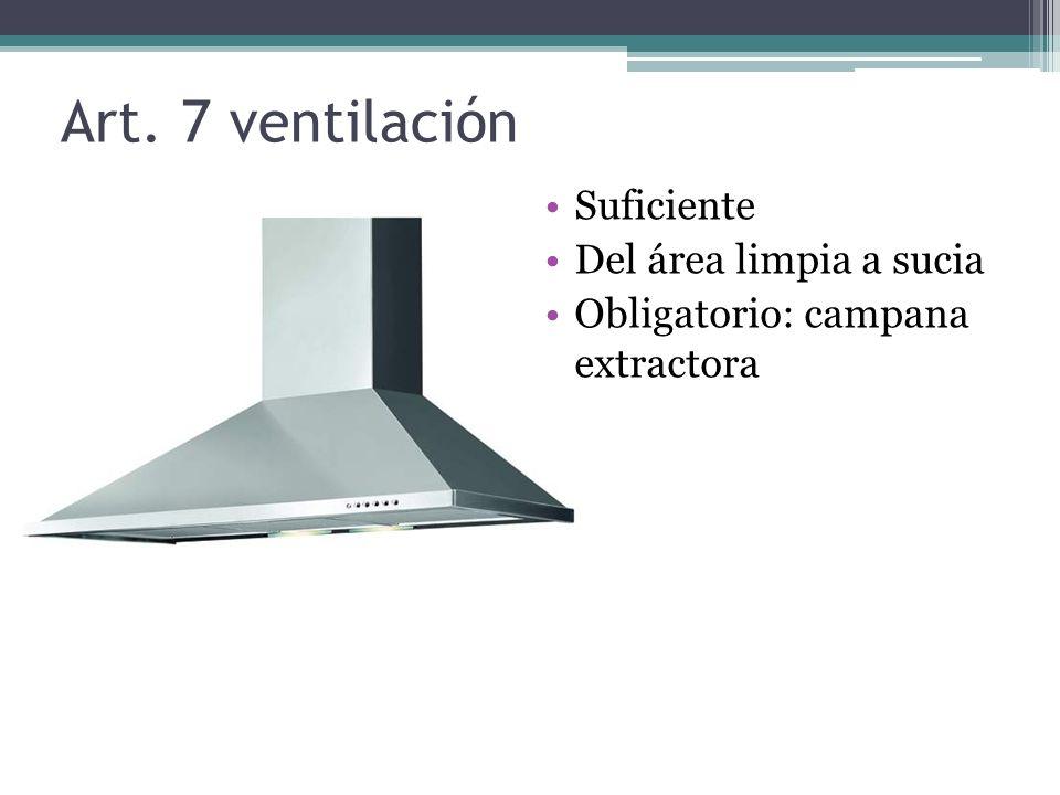 Cáp. II De los servicios Art. 8 Abastecimiento y calidad de agua Potable, permanente y suficiente