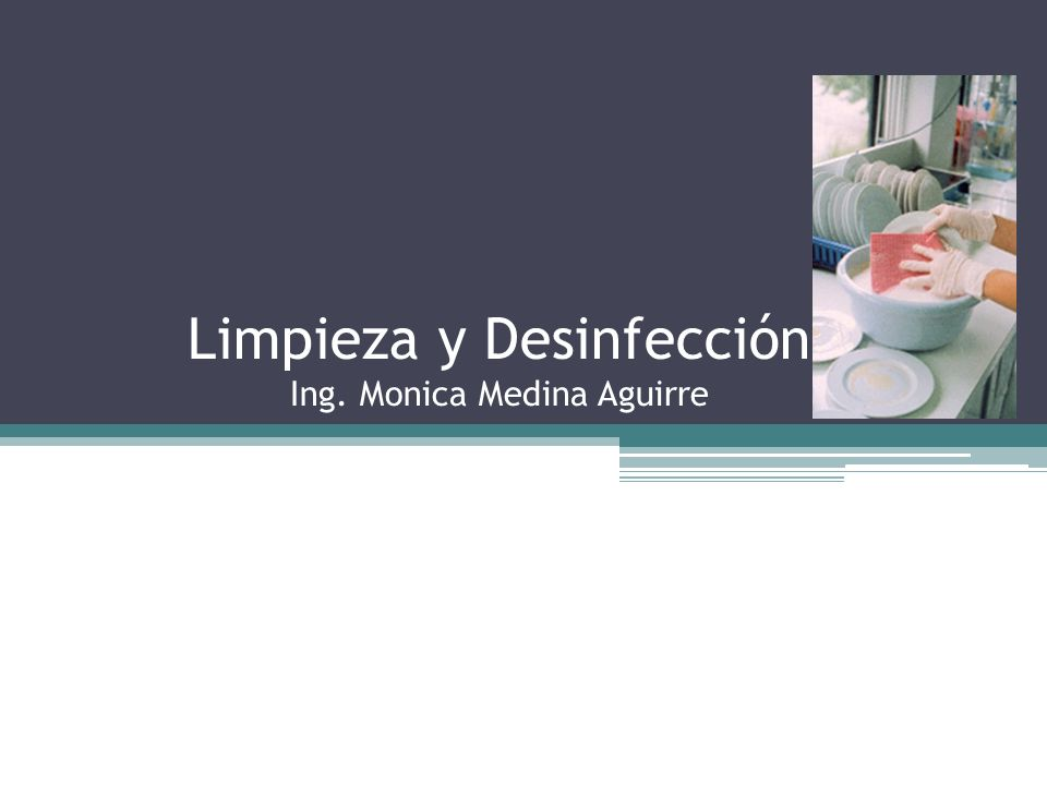 12-2 Proceso que reduce a niveles seguros los patogenos que hay en una superficie.