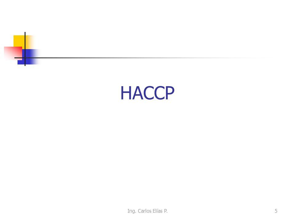 ISO 22000 A mediados del 2005 sale la norma 22000 que fusiona los principios del HACCP y la ISO 9000. NTP ISO 22000 de Sistema de Gestión de la Inocui