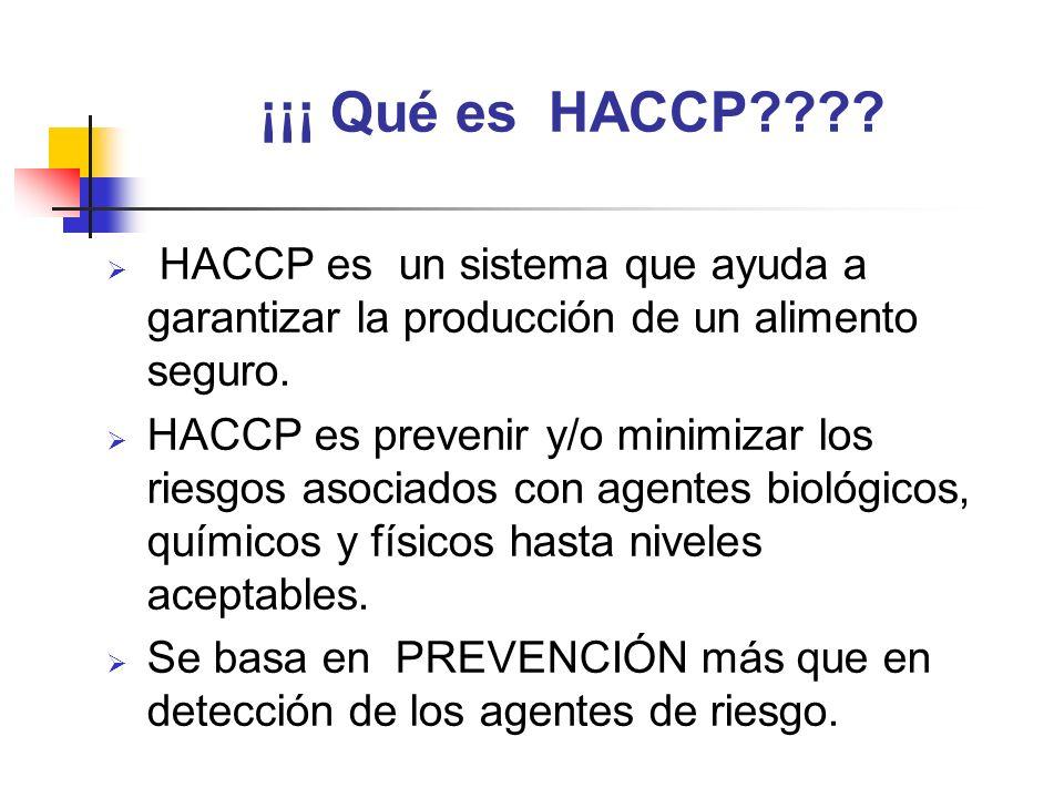 HACCP Ing. Carlos Elías P.5