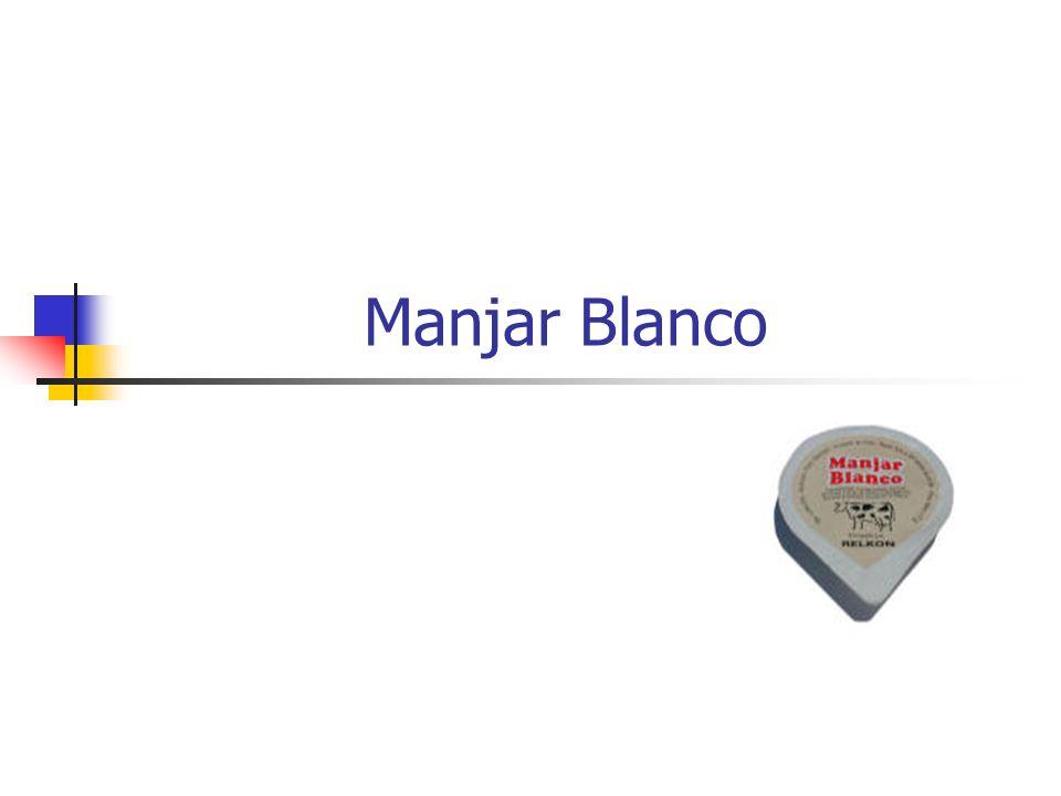 Manjar Blanco