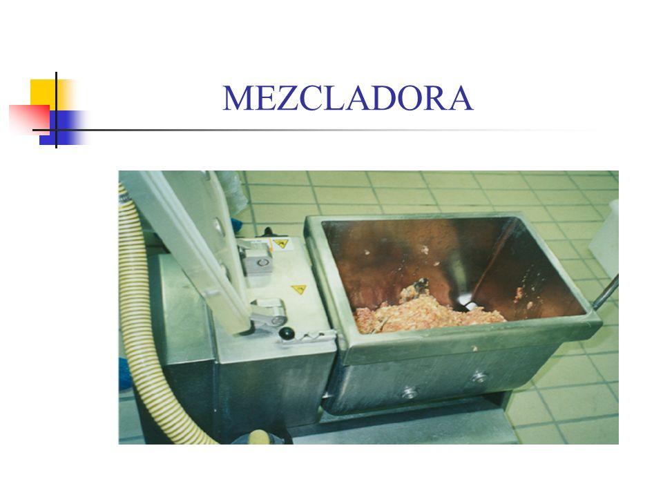 MEZCLADORA