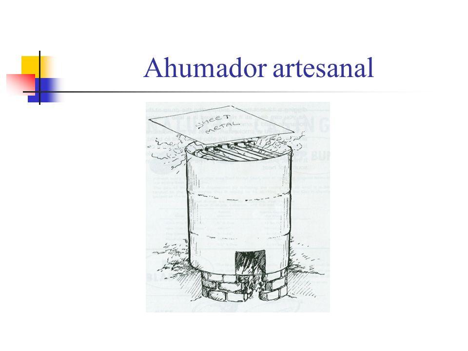 Ahumador artesanal