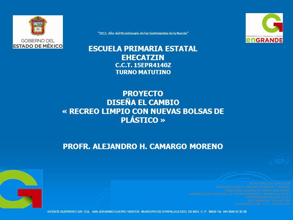 SECRETARÍA DE EDUCACIÓN SUBSECRETARÍA DE EDUCACIÓN BÁSICA Y NORMAL DIRECCIÓN GENERAL DE EDUCACIÓN BÁSICA SUBDIRECCIÓN REGIONAL DE EDUCACIÓN BÁSICA NEZ