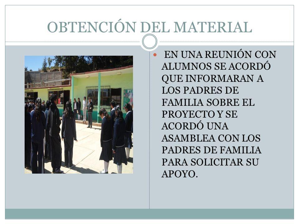 REUNIÓN CON PADRES DE FAMILIA EN UNA ASAMBLEA SE INFORMA A LOS PADRES DE FAMILIA SOBRE EL PROYECTO DISEÑA EL CAMBIO.