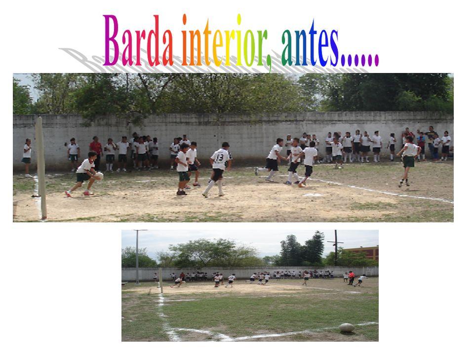 Escuela Primaria AMADO NERVO Etapa 3: Haz.Monterrey, N.L.