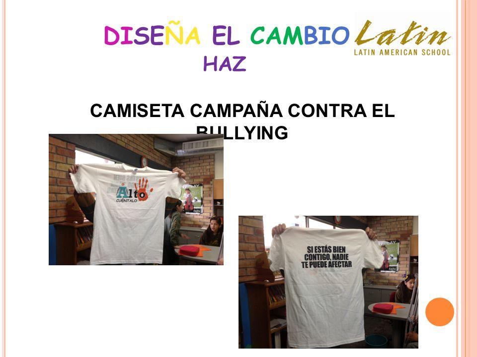 DISEÑA EL CAMBIO CARTELES HAZ