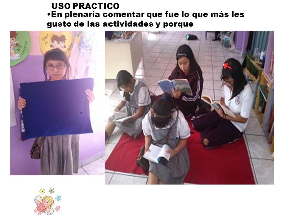 Se compartieron actividades Con la comunidad escolar Y se les invito a participar