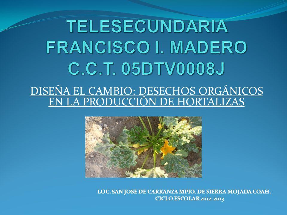 ETAPA 1:SELECCION DEL PROYECTO 16-ENE-2013 PROPUESTAS: