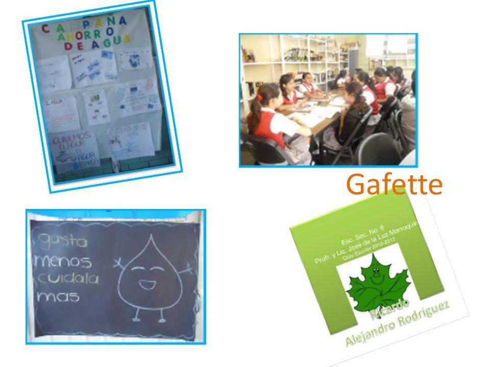 Gafette