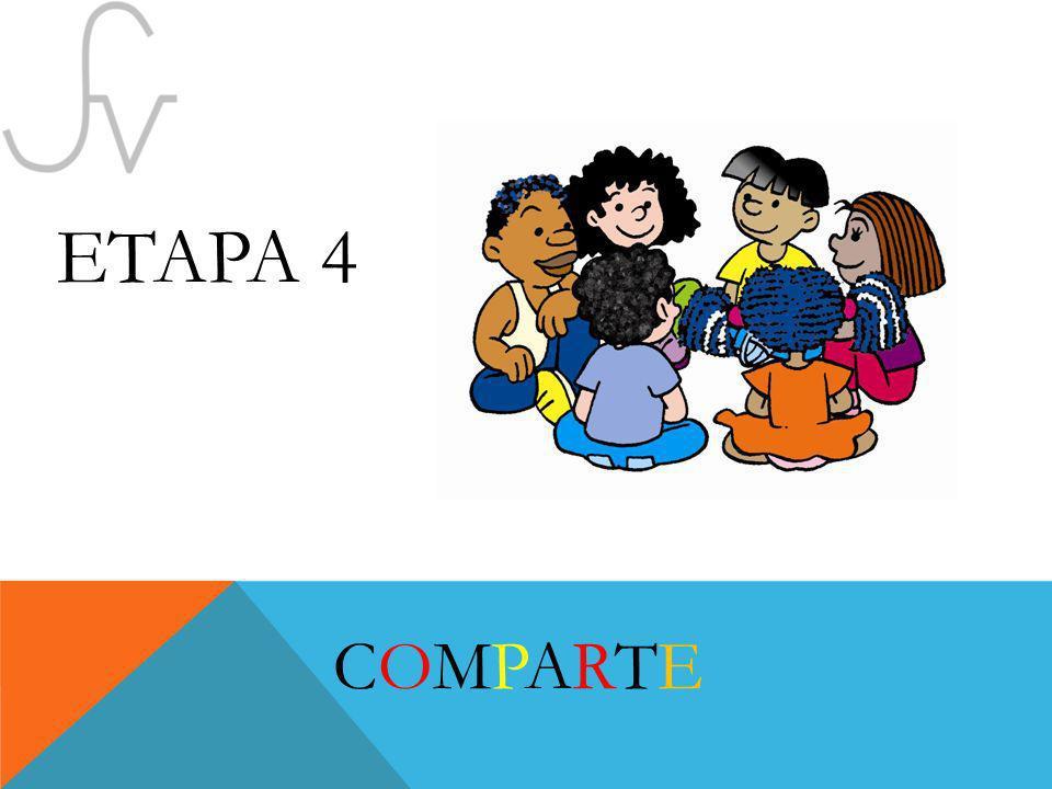 ETAPA 4 COMPARTECOMPARTE