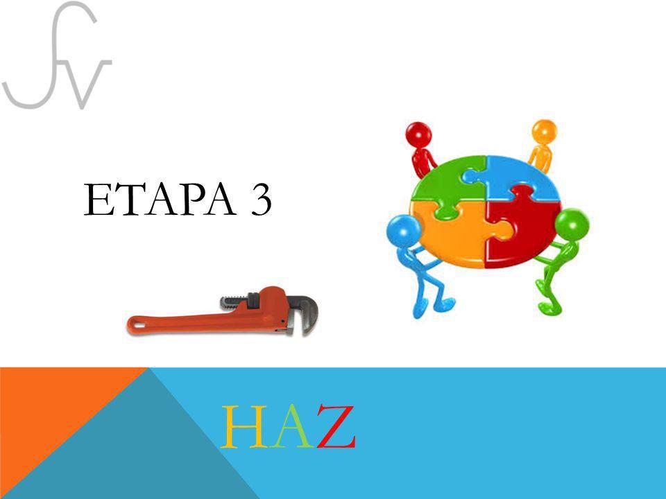 ETAPA 3 HAZHAZ