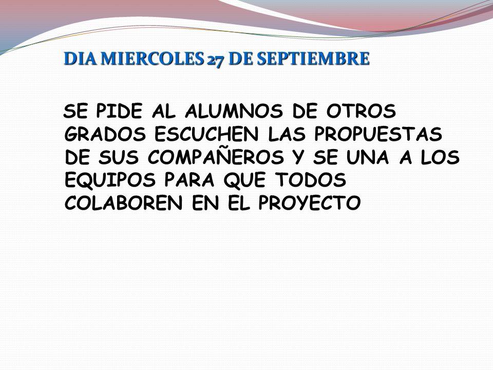 DIA MARTES 7 DE FEBRERO DURANTE LA CEREMONIA SE DAN A CONOCER LOS LOGROS DE ESTA CAMPAÑA Y UNA MANTA QUE SE PONDRA EN UN LUGAR VISIBLE Y DECIRLES QUE: DECIDIR ES COMPROMETERSE DECIDIR ES COMPROMETERSE COMPROMISOS MAS PARA MANTENERSU ESCUELA LIBRE BASURA Y CON LIMPIEZA