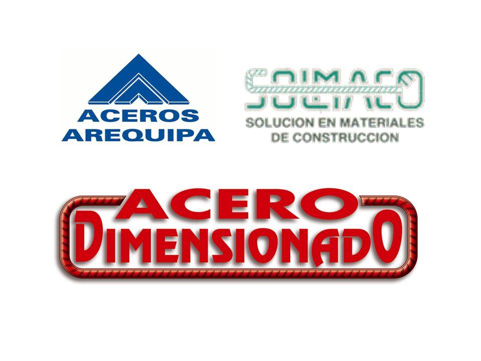 Etiqueta de muestra ACERO DIMENSIONADO (ACEDIM)