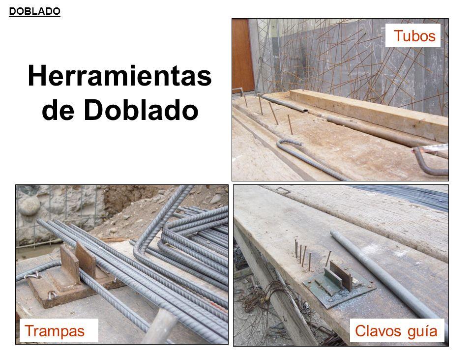Herramientas de Doblado Clavos guía Tubos Trampas DOBLADO