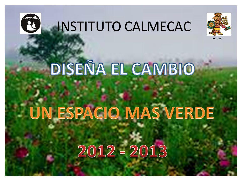 INSTITUTO CALMECAC 1992-2013