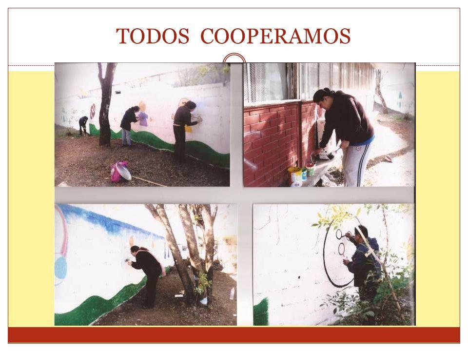 TODOS COOPERAMOS