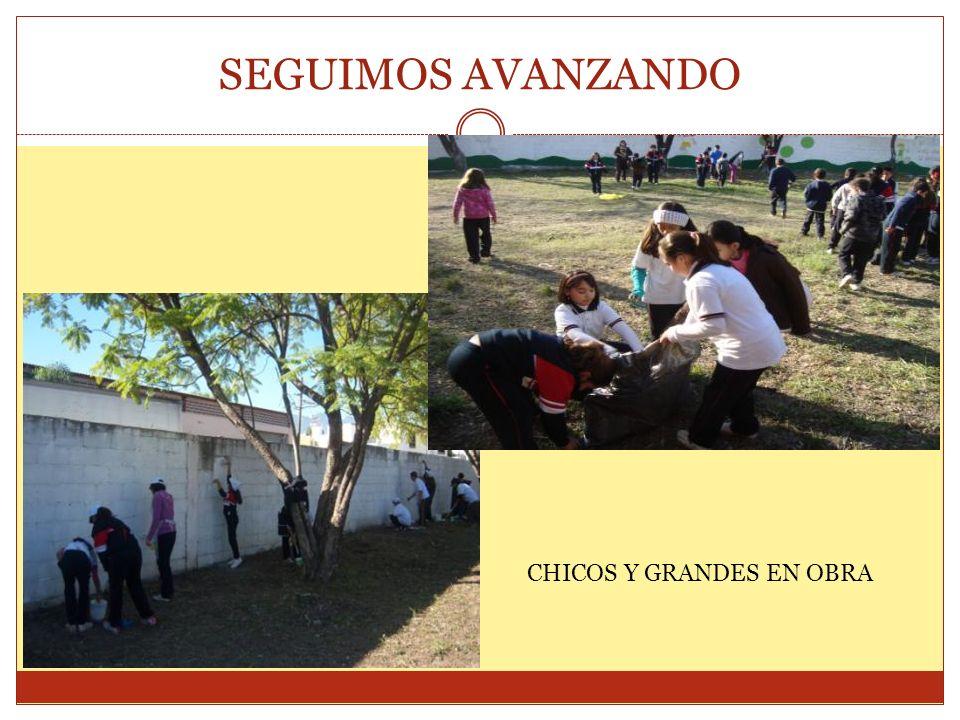 FELICES POR LOS LOGROS PADRES DE FAMILIA Y ALUMNOS COOPERANDO PARA TERMINAR