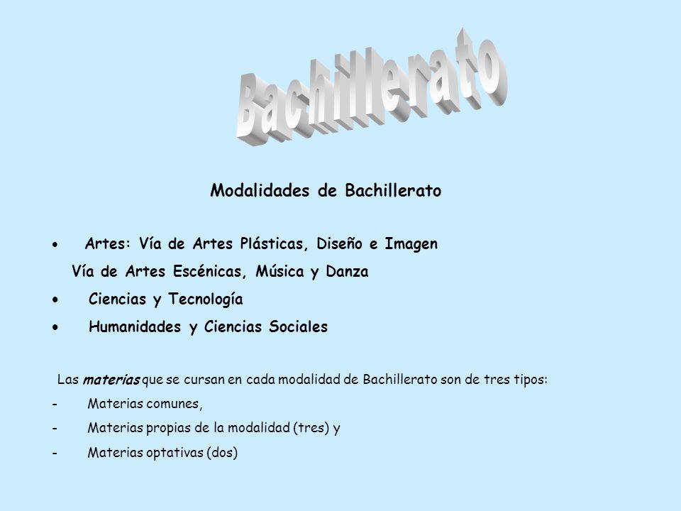 ADSCRIPCIÓN DE LAS MATERIAS DE LA MODALIDAD DE 2º BACHILLERATO A LOS GRADOS UNIVERSITARIOS MATERIAS DE MODALIDAD 2º BACHILLERATO RAMA DE CONOCIMIENTOGRADOS UNIVERSITARIOS Matemáticas aplicadas a las Cc.