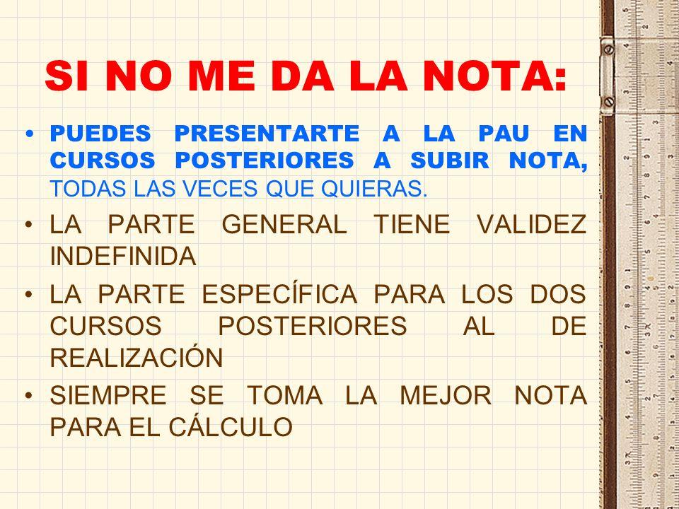 SIMULADOR NOTA DE ADMISIÓN UNIVERSIDAD COMPLUTENSE https://cibeles.ucm.es/admision/simulador_ pau/simuladorBA.asphttps://cibeles.ucm.es/admision/simul